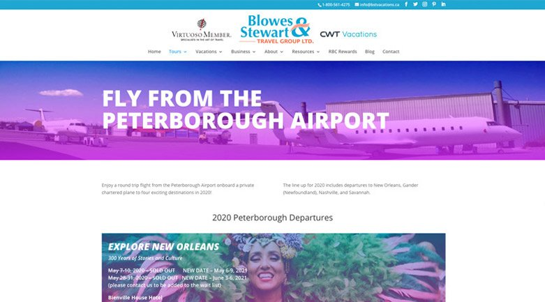 best-travel-agency-website-design
